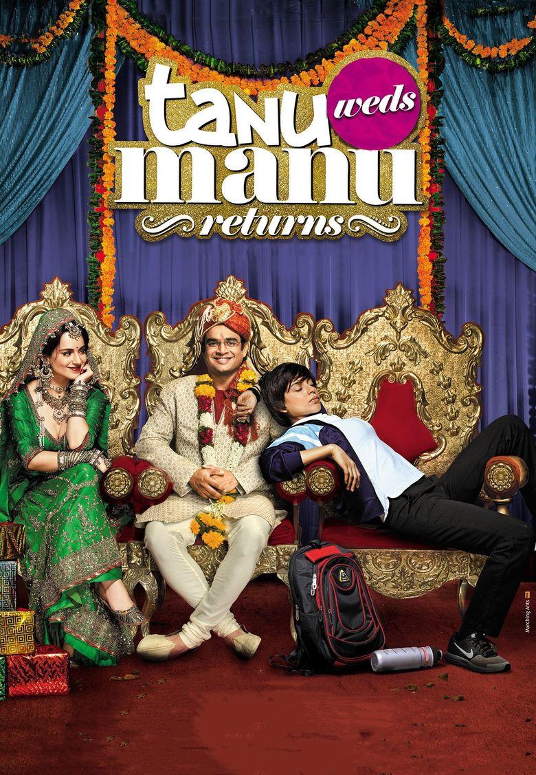 Tanu Weds Manu: Returns Poster
