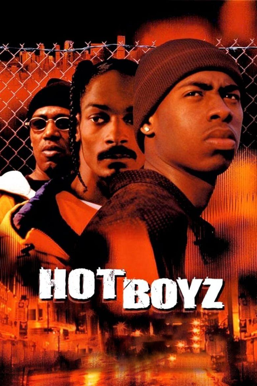 Hot Boyz Poster