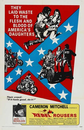 Rebel Rousers Poster