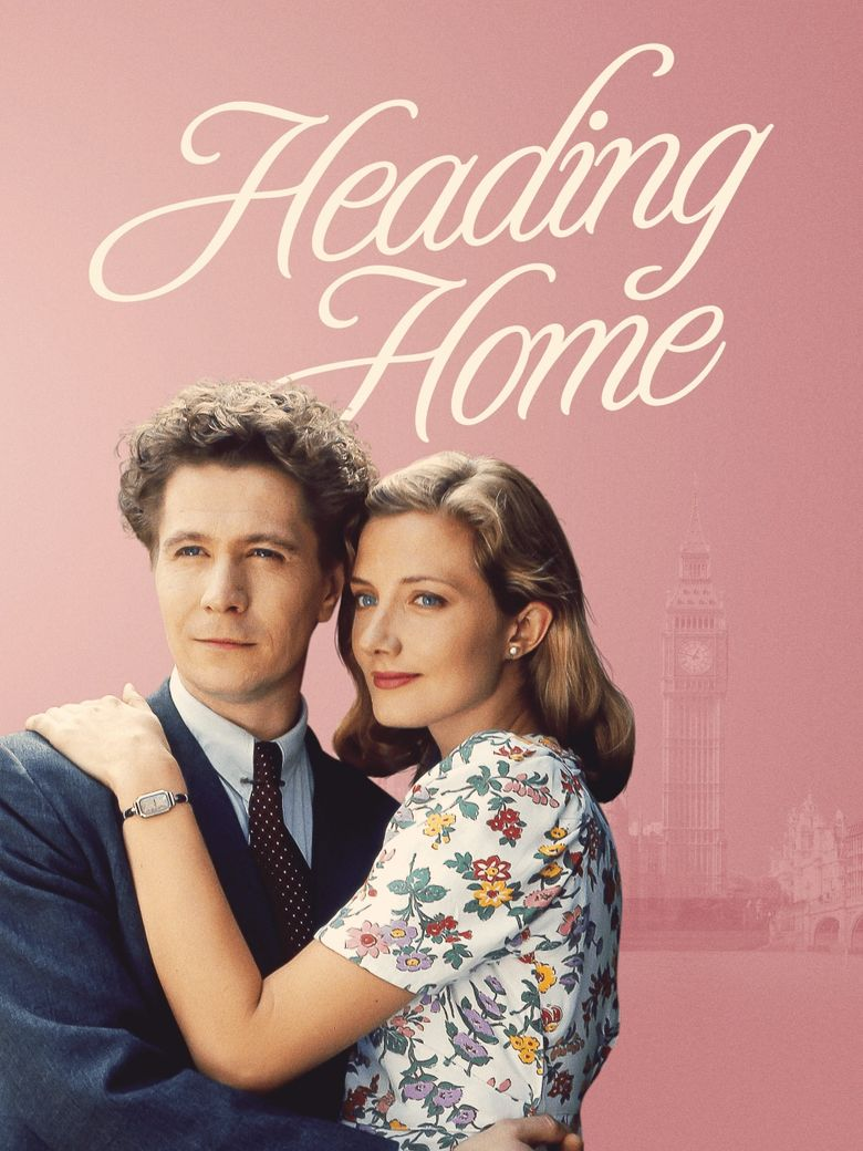 Heading Home Poster