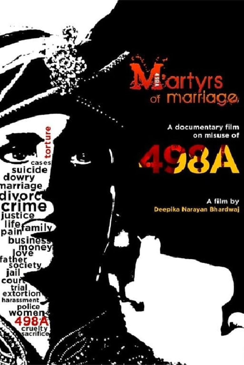 Martyrs of Marriage Poster