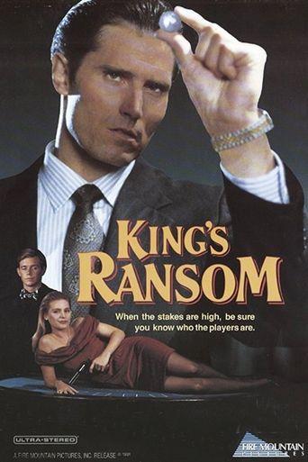 King's Ransom Poster