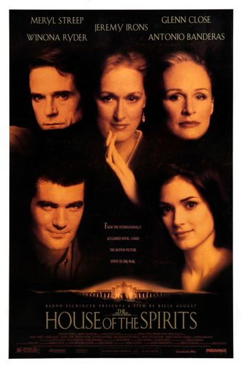 Watch The House of the Spirits