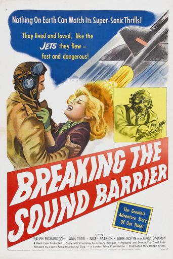 The Sound Barrier Poster