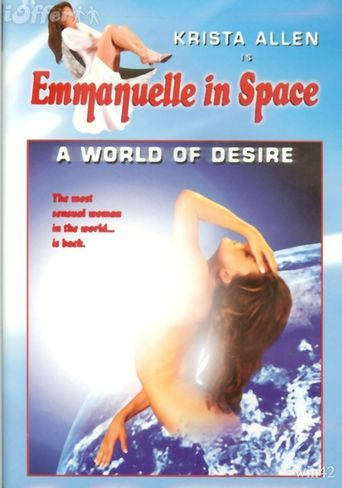 Emmanuelle in Space 2: A World of Desire Poster