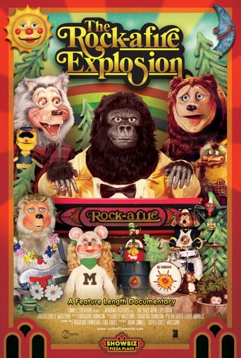 The Rock-afire Explosion Poster