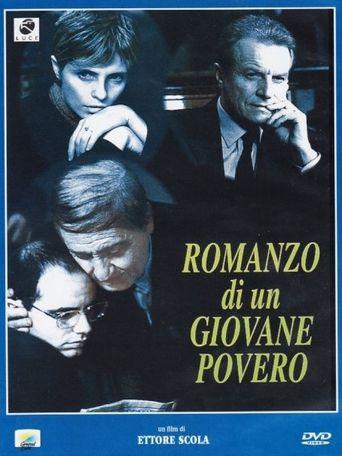 Romanzo di un giovane povero Poster