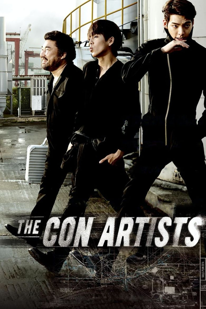 The Con Artists Poster