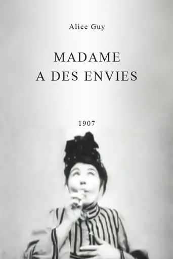 Madame's Cravings Poster