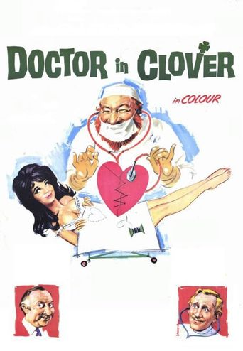 Doctor in Clover Poster