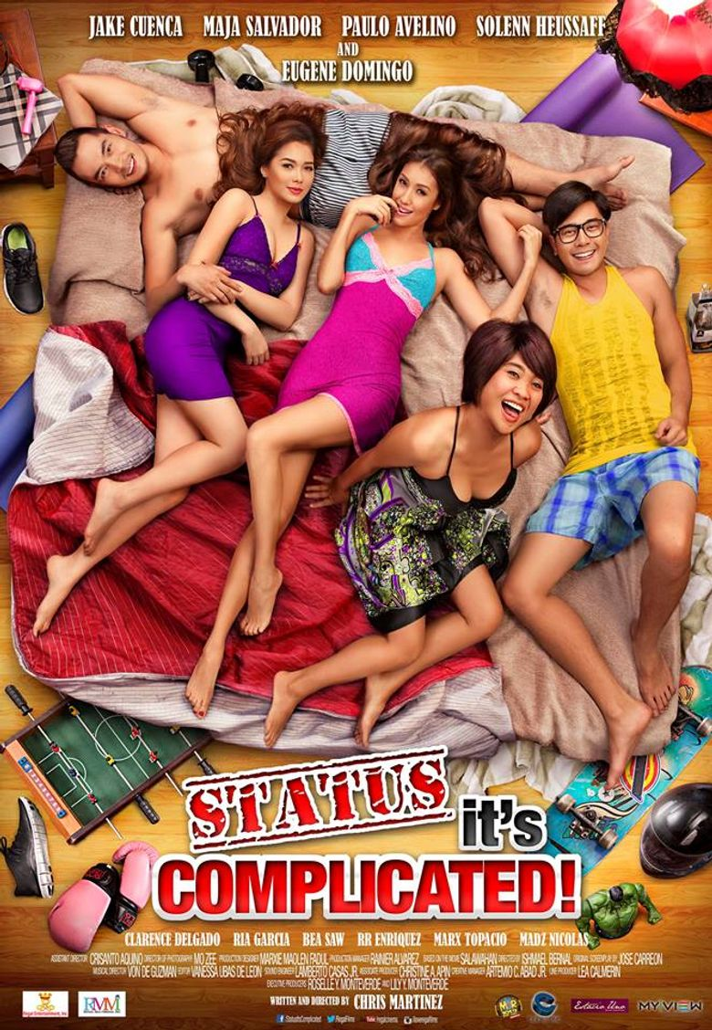 Status: It's Complicated! Poster