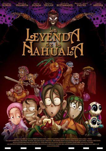 La leyenda de la Nahuala Poster