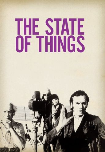 The State of Things Poster