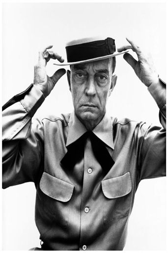 The Misadventures of Buster Keaton Poster