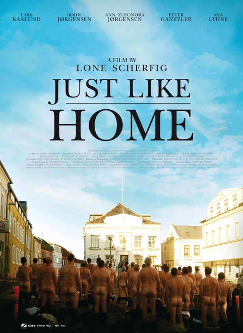 Just Like Home Poster
