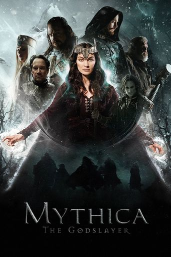 Watch Mythica: The Godslayer