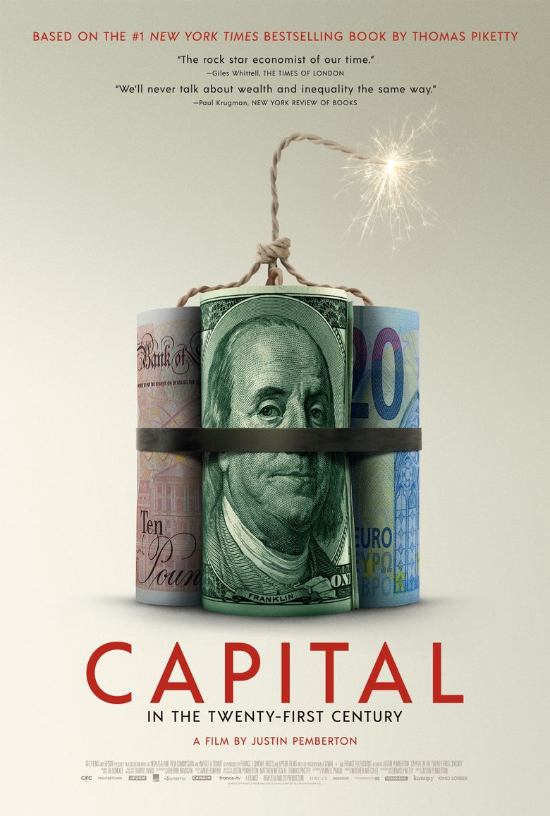 Capital in the Twenty-First Century Poster