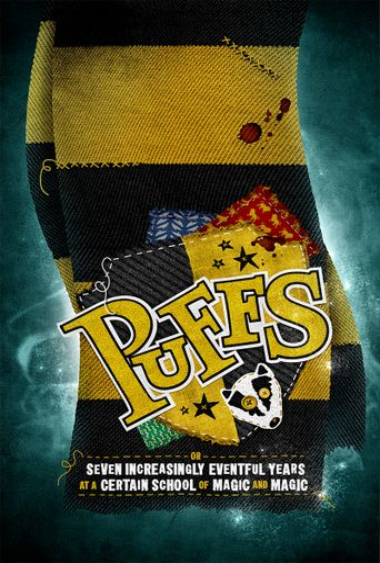 Puffs: Filmed Live Off Broadway Poster