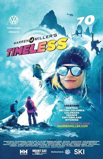 Warren Miller's Timeless Poster