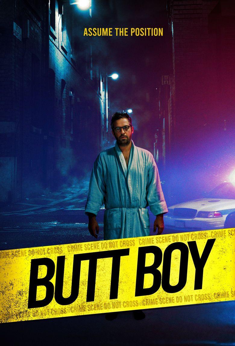Butt Boy Poster