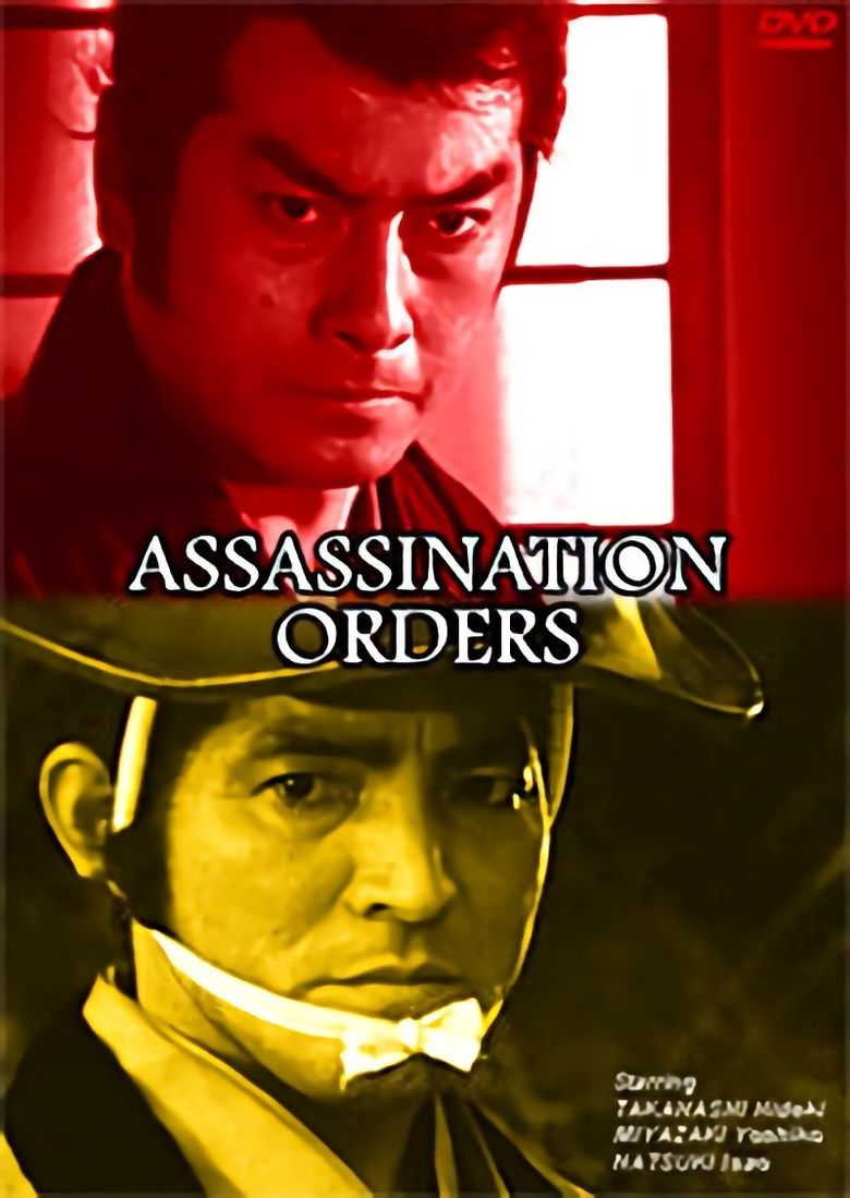 Assassination Orders Poster