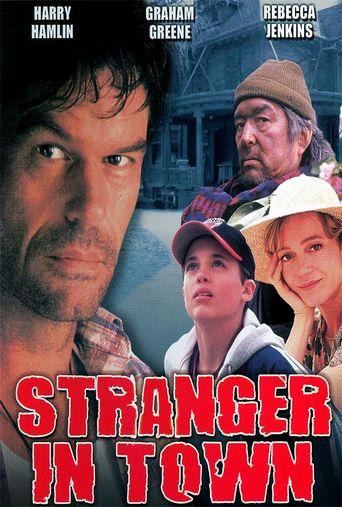 Stranger in Town Poster