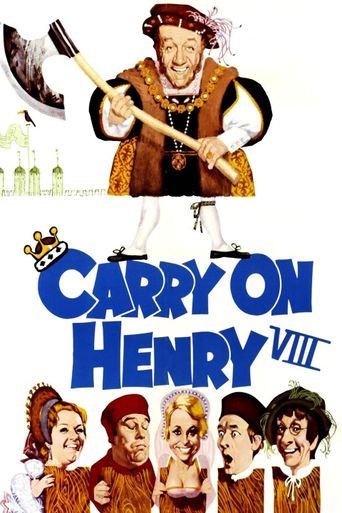 Carry On Henry Poster