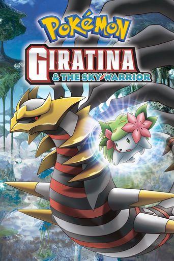 Pokémon: Giratina and the Sky Warrior Poster
