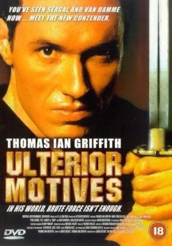 Ulterior Motives Poster