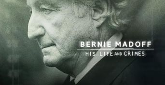 Bernie Madoff: His Life and Crimes Poster