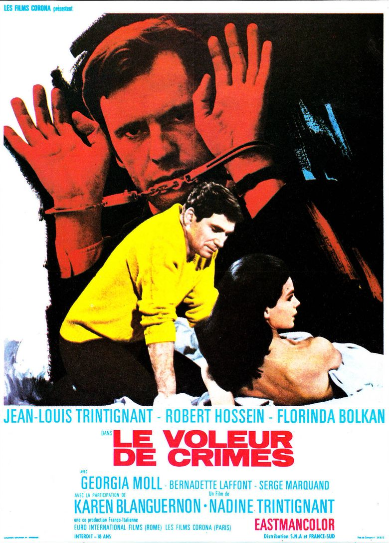 Crime Thief Poster