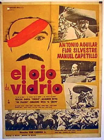 El ojo de vidrio Poster