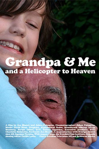 Grandpa & Me and a Helicopter to Heaven Poster