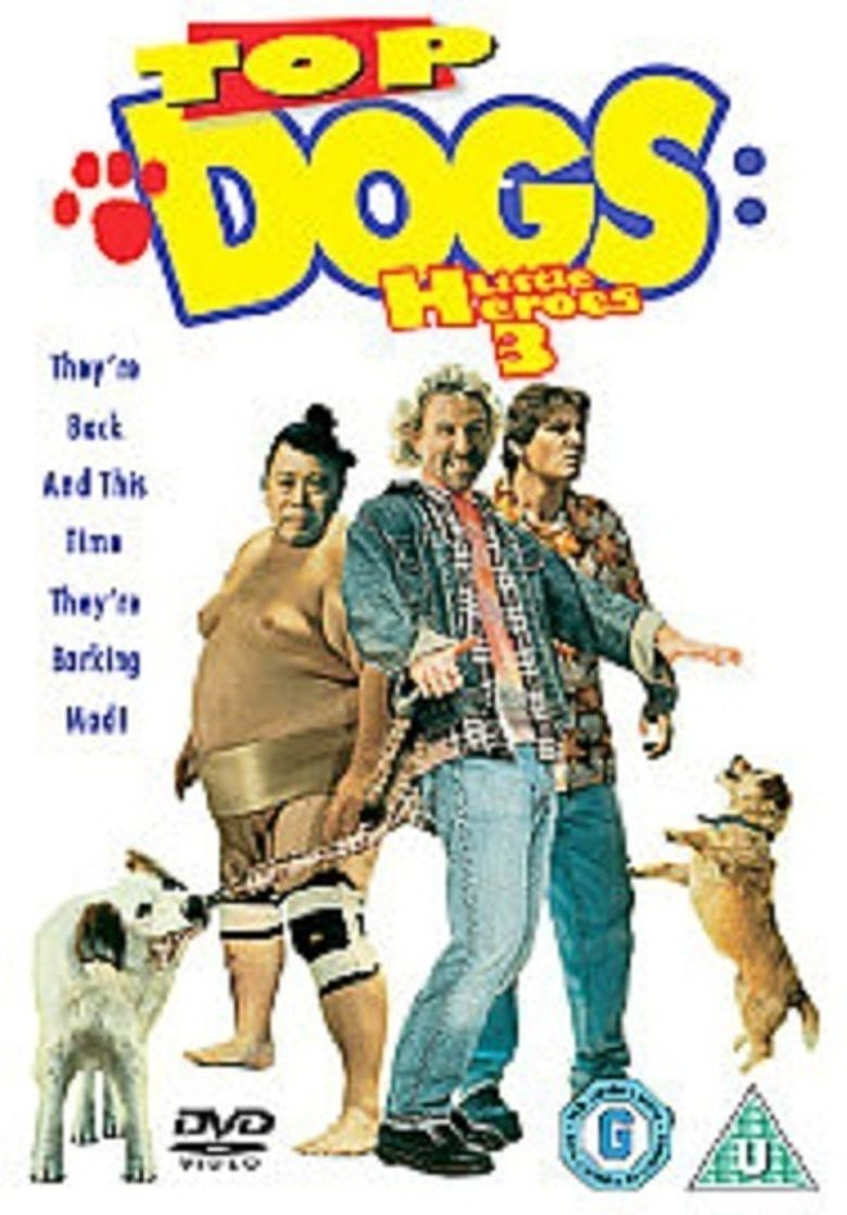 Top Dog: Little Heroes 3 Poster