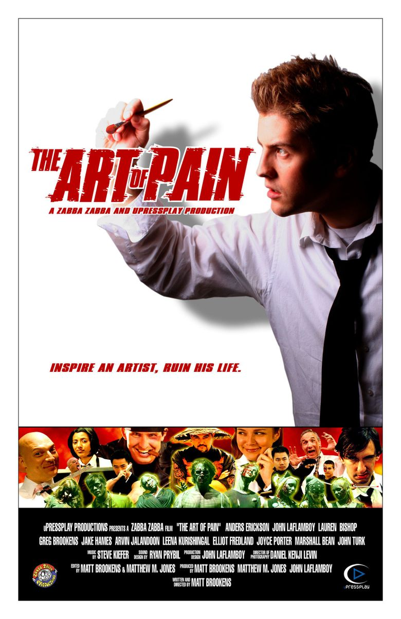 The Art of Pain Poster