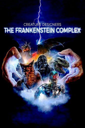 Creature Designers: The Frankenstein Complex Poster