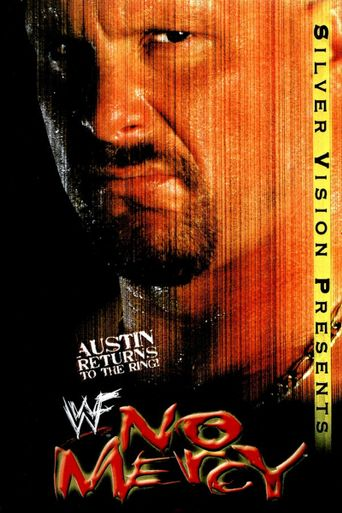 WWE No Mercy 2000 Poster