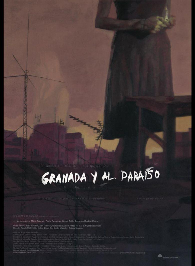 granada y al paraiso Poster