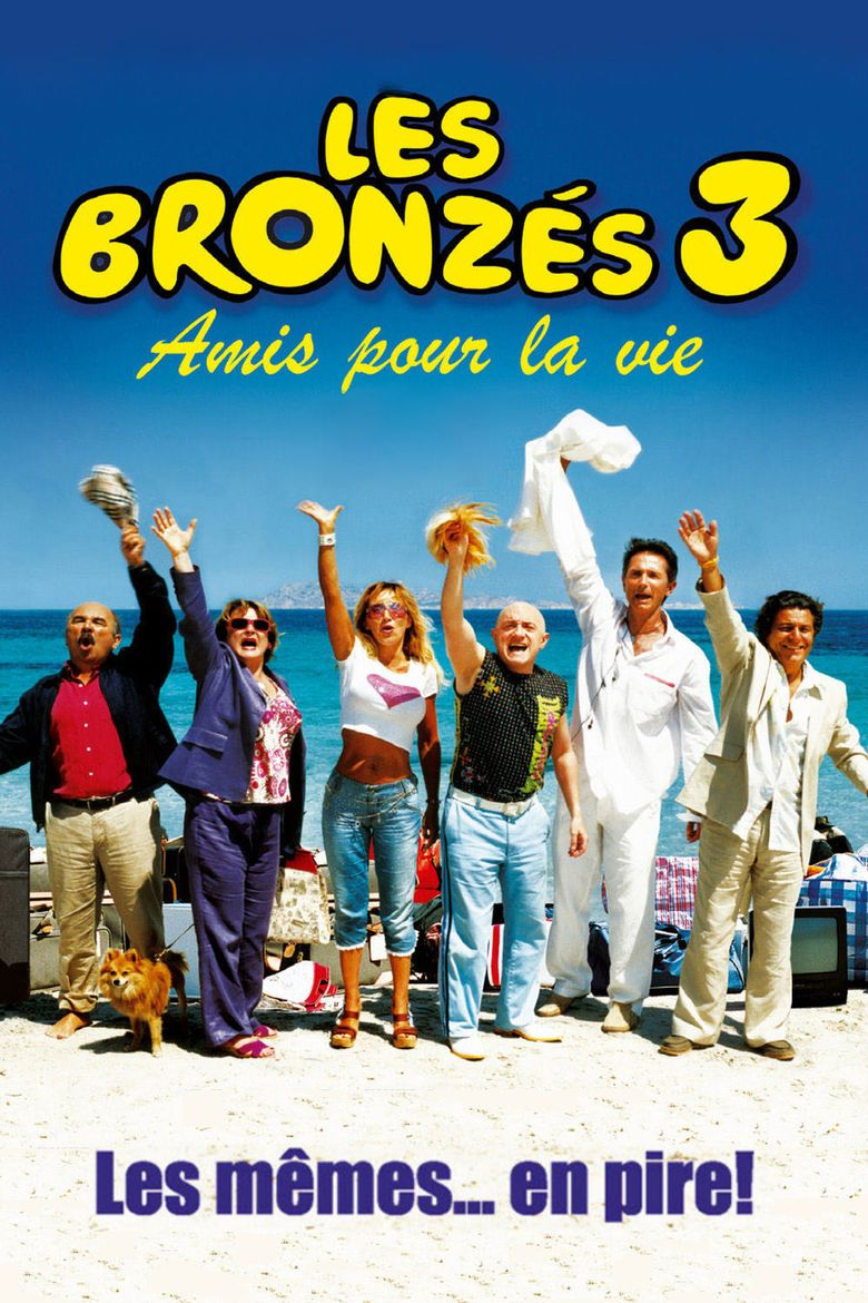 French Fried Vacation 3 Poster