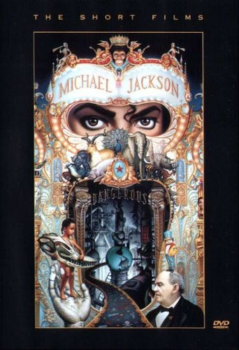 Michael Jackson - Dangerous - The Short Films Poster