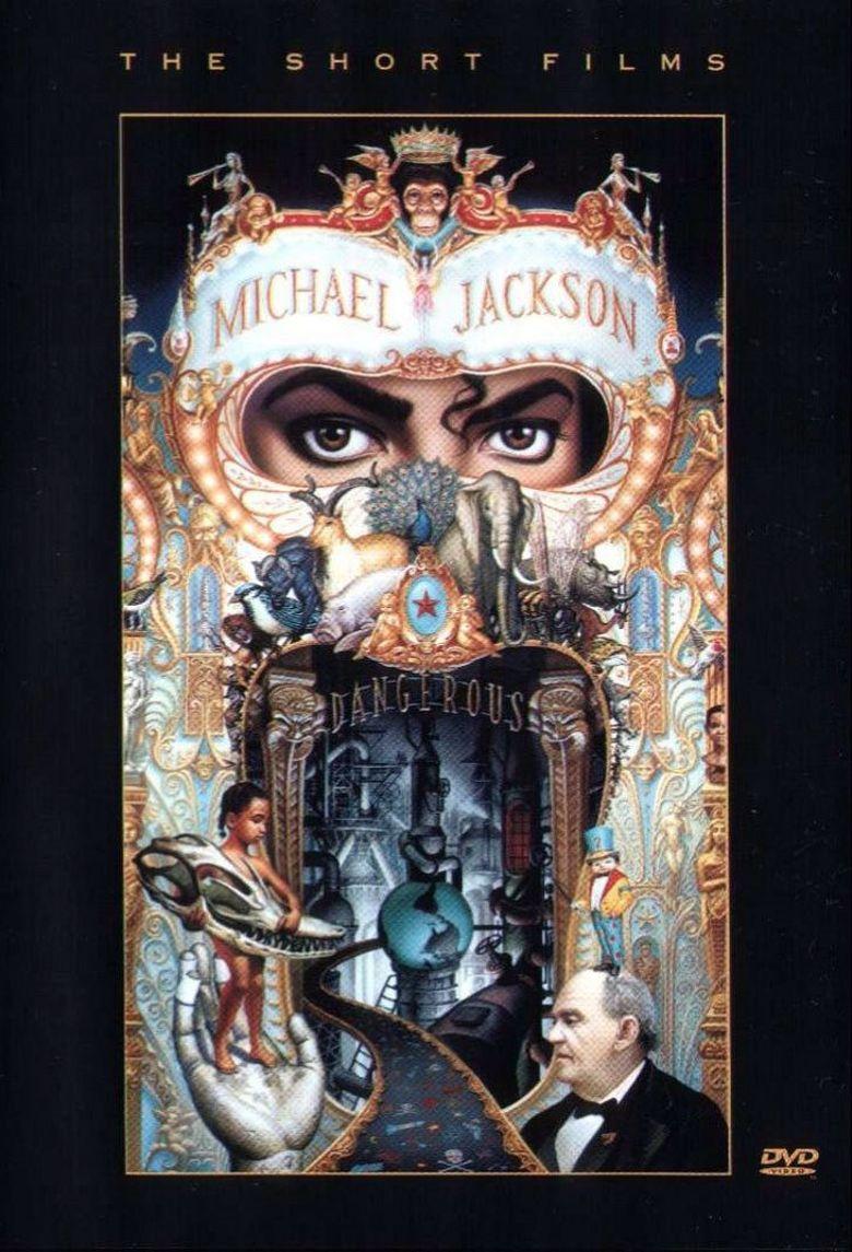 Michael Jackson - Dangerous - The Short Films Poster