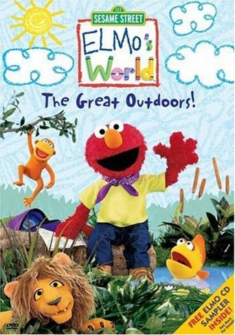 Sesame Street: Elmo's World: The Great Outdoors! Poster