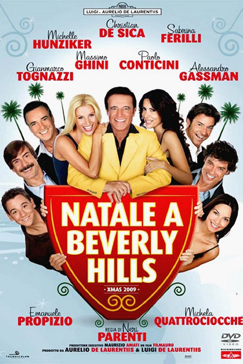 Natale a Beverly Hills Poster
