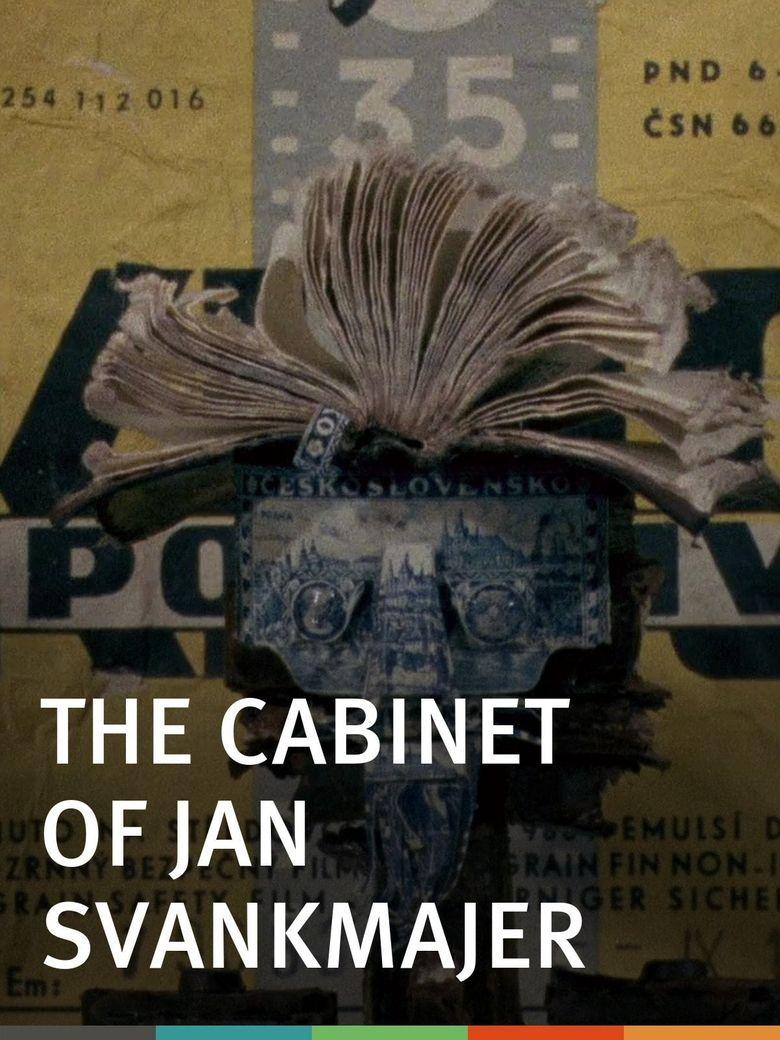 The Cabinet of Jan Švankmajer Poster