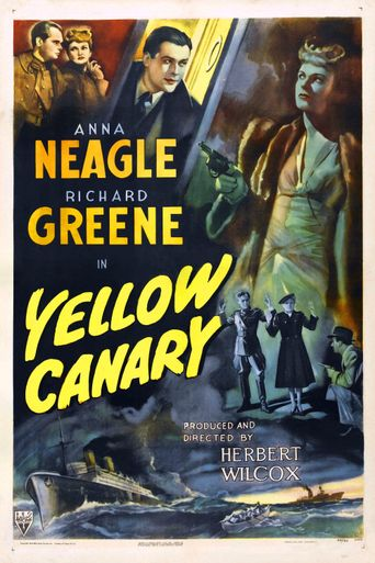 Yellow Canary Poster