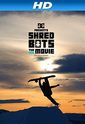Shred Bots The Movie Poster
