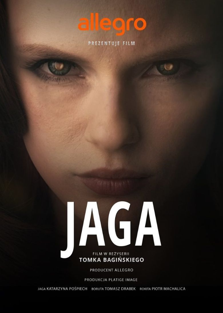 Legendy Polskie: Jaga Poster