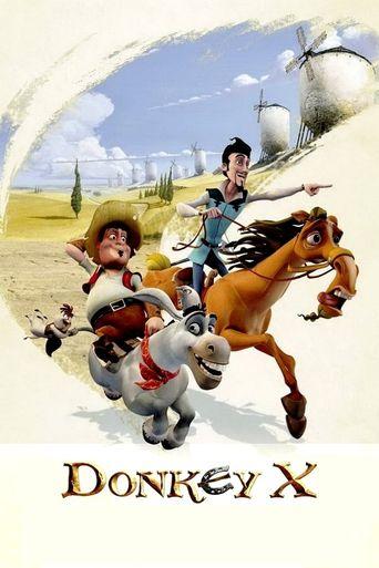 Donkey X Poster