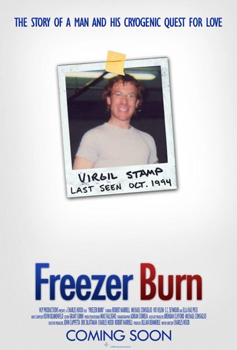 Freezer Burn Poster