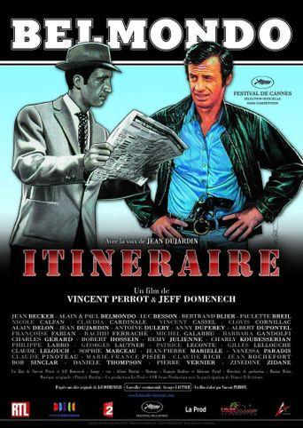 Belmondo, itinéraire... Poster